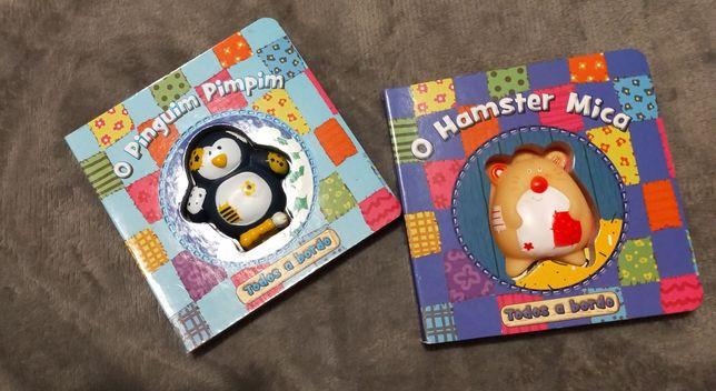 Livrinhos para criança