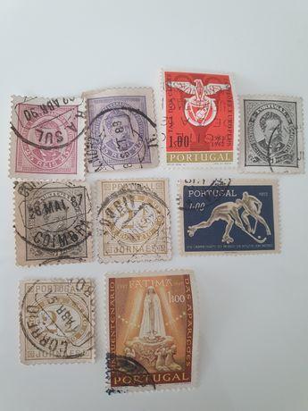 Selos CTT (antigos e raros)