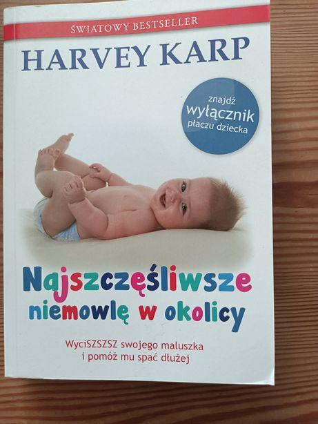 Harvey Karp Najszczęśliwsze niemowlę w okolicy