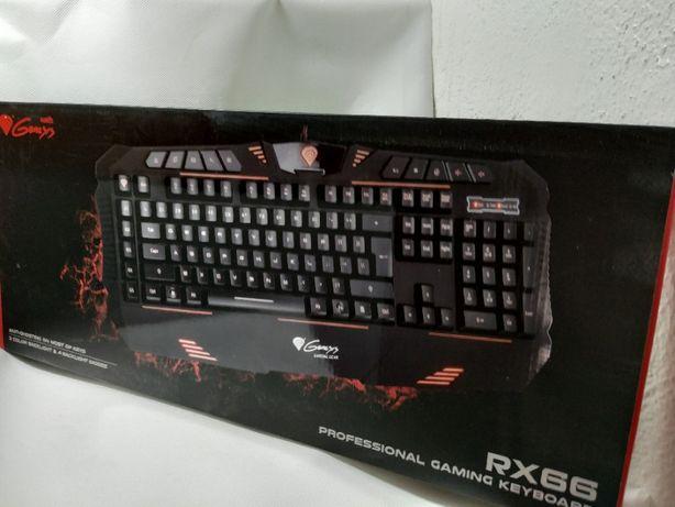 Teclado Gaming GENESIS RX66 (USB)