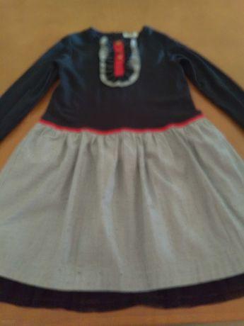 Vestido Nico 10 anos