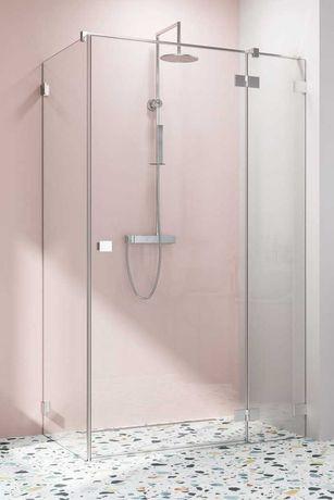 Nowa kabina prysznicowa Radaway Essenza Pro Kdj kabina 120x80cm prawa