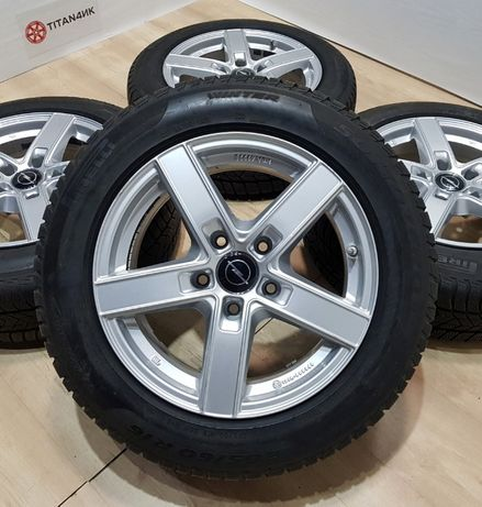 Диски Opel R16 5x120 Vivaro Insignia Renault Trafic BMW e46 e90 VW T5