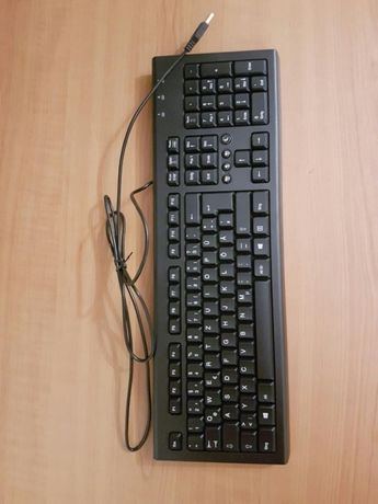 USB Клавіатура/клавиатура HP / Logitech + мышь