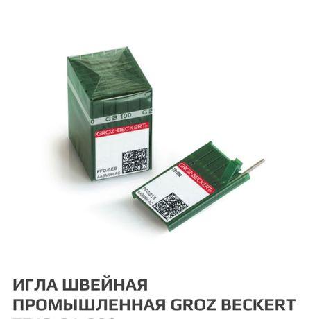 Швейная игла Groz-Beckert