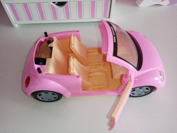 Auto garbus dla lalek