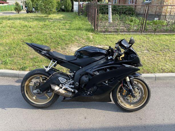 Продам, обмен Yamaha r6 2009