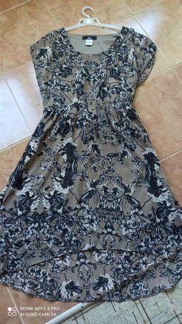 Летнее платье 46размера