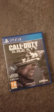 Call os Duty Ghosts - PS4