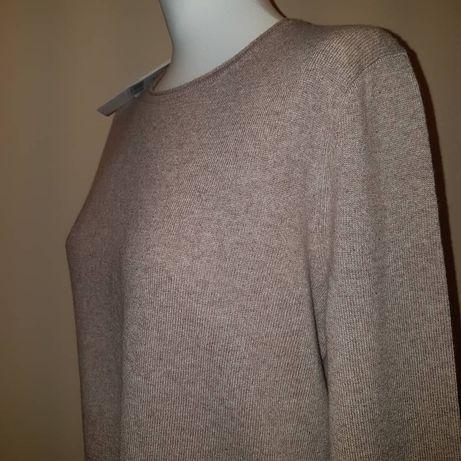 Nowy sweter kaszmirowy