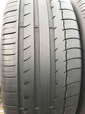 235/55 R19 MICHELIN LATITUDE SPORT (Протектор 5,5mm), 4шт