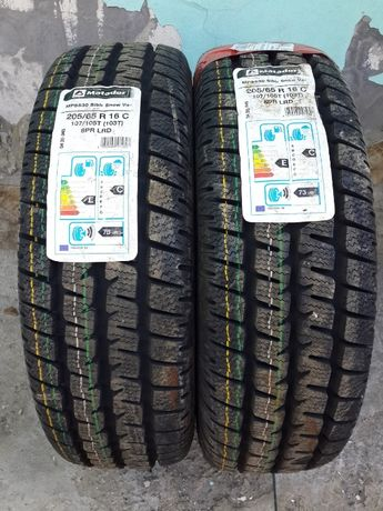 235 65 16С 235/65R16C новые шины цшка Matador MPS-530 зима