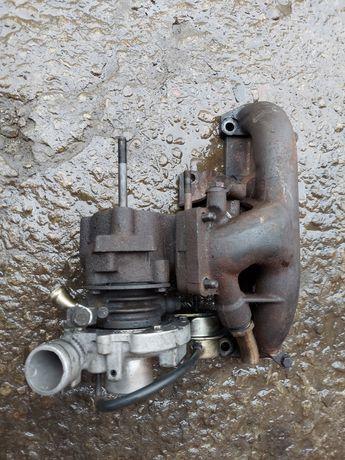 Турбина 1.9 тд Фиат Брава / Турбіна 1.9 TD Fiat Brava