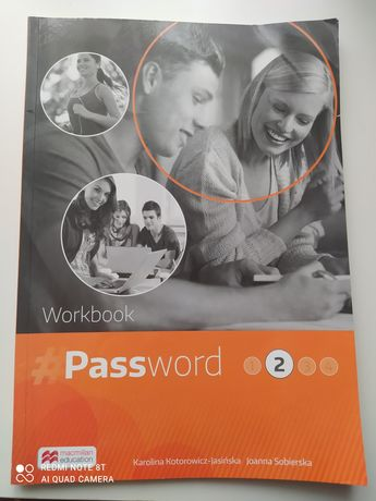 Password 2 zeszyt ćwiczeń angielski liceum technikum szkoła średnia