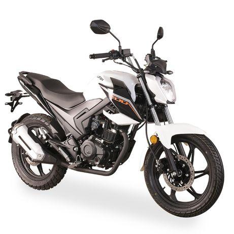 Новий мотоцикл LIFAN JR200