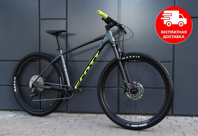 Горный велосипед Scott Scale 980 cube trek specialized cannondale ktm