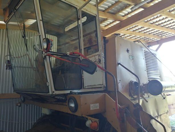 Bizon z056 super kabina sieczkarnia w oryginale