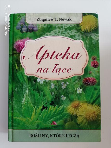 """Książka """"Apteka na łące"""" Nowa"""