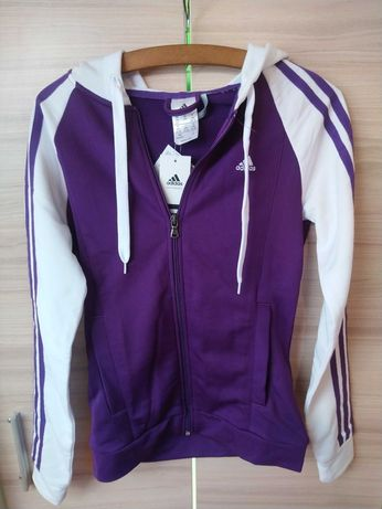 Bluza Adidas nowa roz. 2XS