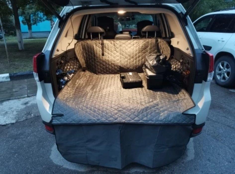Автогамак накидка в багажник. Подстилка в багажник. Винница - изображение 1