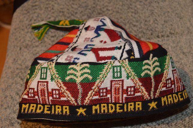 Madera, Oryginalna, tradycyjna czapka z Madery, portugalska czapeczka