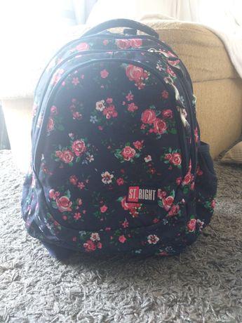 Plecak szkolny duży