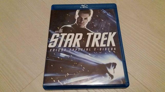 Blu-ray Star Trek Edição Especial