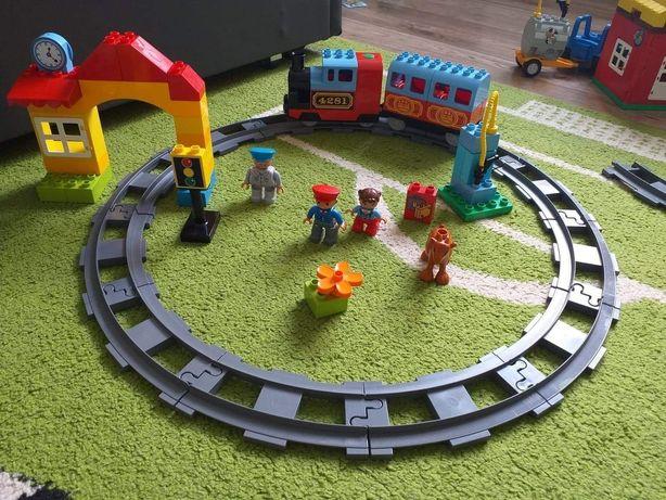 Lego duplo- pociag