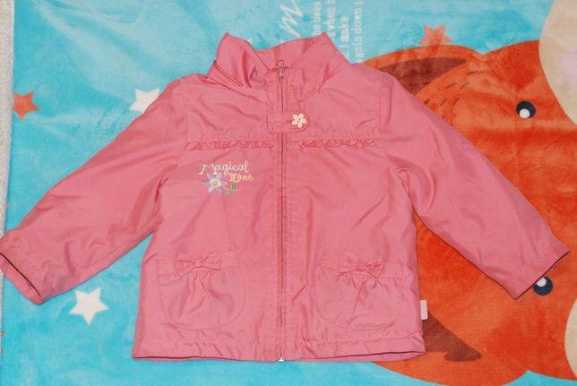 "Куртка для девочки ""Бемби"" 86"