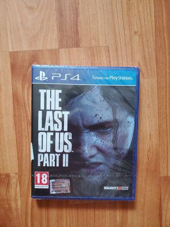 Продаю новый диск The Last of Us Part 2 (Одни из нас часть 2)