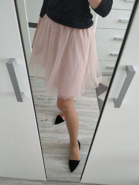 Nowa, tiulowa spódniczka Mohito - 38