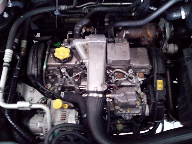 Motor freelander