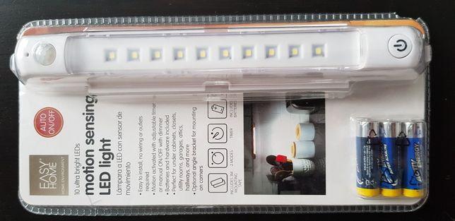 Oświetlenie LED Easy Home Motion Sensing