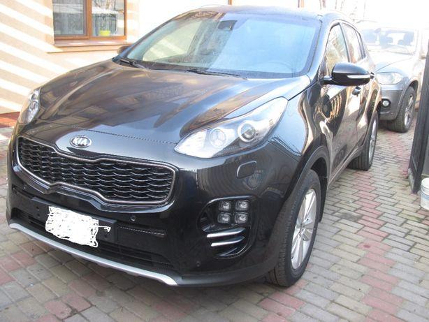 Продам Kia Sportage IV 2017-2018