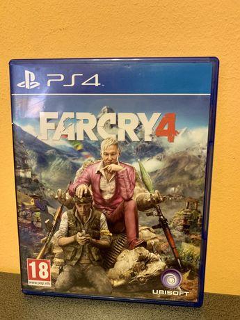 Far Cry 4 PS4 PL Stan idealny wysylka