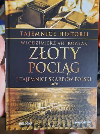Tajemnice Historii- Złoty pociąg