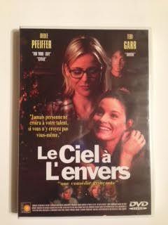 """DVD """" Le Ciel à L'envers """", de Florrie Laurence - com Dedee Pfeiffer"""