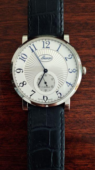 Швейцарские часы Буран Buran Sa Slim B7014317040
