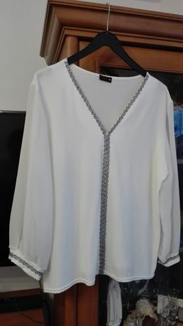 Piękna bluzka,elegancka,wizytowa