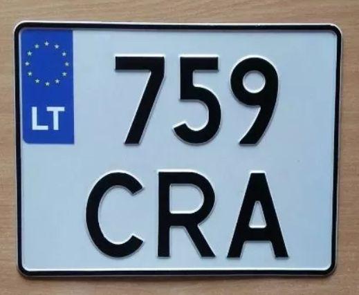 Автономера дубликат знаки авто дублікати номерні евробляхи номера