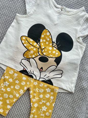 Spodenki i bluzka Disney Baby 62 zestaw