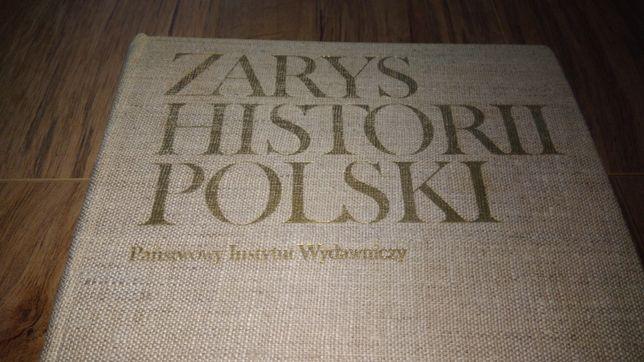 """!OKAZJA! """" Zarys Historii Polski """" pod redakcją J. Tazbira wyd. PIW"""