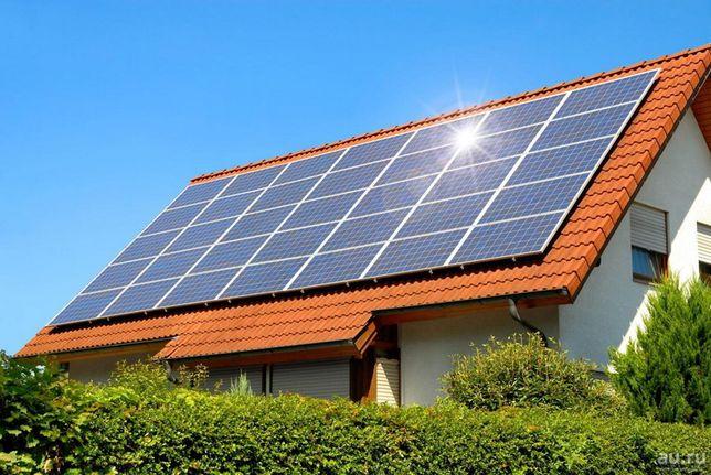 Хит! Солнечные панели, инверторы, АКБ, крепеж. Индивидуальный подход