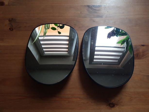 Oryginalne grzane L+P wkład szkło do lusterka Honda Civic VIII UFO 5D