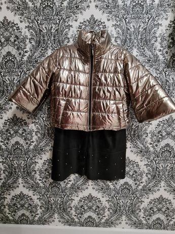 Куртка женская на синтапоне С-М