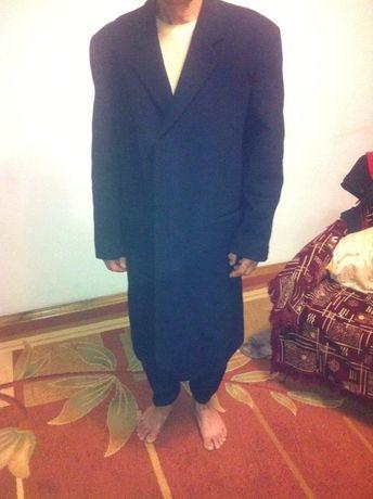 Пальто мужское зимнее демисезонное L XL Moorbrook шерсть wool