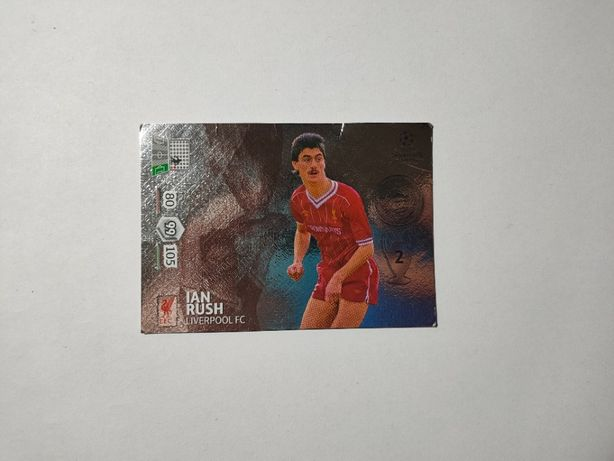 Panini Adrenalyn UEFA Champions League 2014/15 - Legenda - Ian Rush