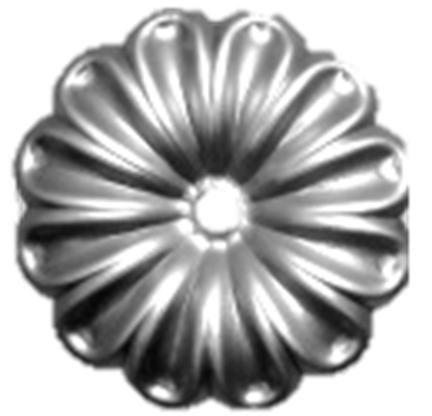Кованые (ковка штамповка) от производителя 11 руб