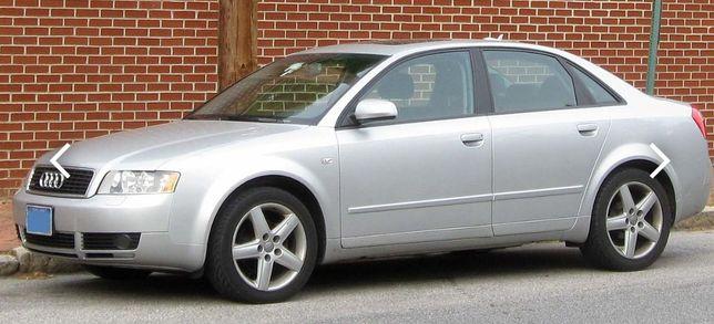 Audi a4 1.6 com motor novo