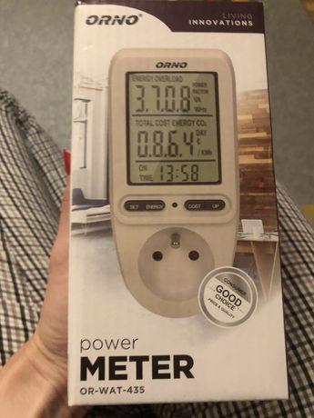 Watomierz miernik zużycia prądu Orno OR WAT 435